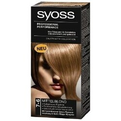 Syoss Dauerhafte Coloration Mittelblond 7-6