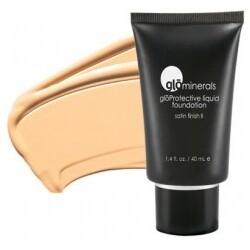 glo Protective Liquid Foundation - Satin II