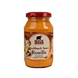 Block Foods Block House Knoblauch Sauce Rouille (250ml Glas) (250ml Glas)