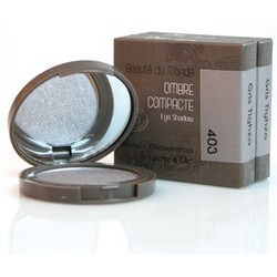 terre d'oc ombre compact eye shadow 403 Gris Tighza