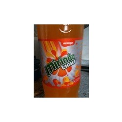 Mirinda Orange Light