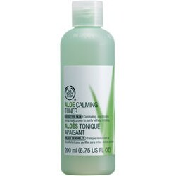 Body Shop - Aloe Calming Toner