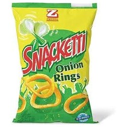 Zweifel Snacketti Onion Rings