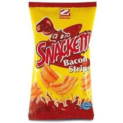 Zweifel Snacketti Bacon flavour  Strips