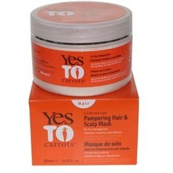 "Yes To Carrots ""C is for Hair Care"" Pampering Hair & Scalp Mask"
