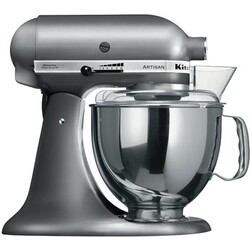 KitchenAid - Artisan Küchenmaschine, pro metallic