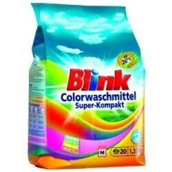 BLINK Colorwaschmittel - Pulver