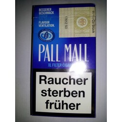 Pall Mall Zigarillos XL Filter