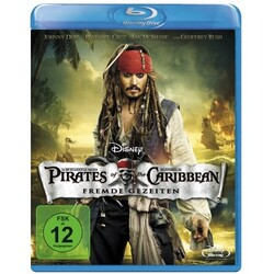 Pirates of the Caribbean - Framde Gezeiten
