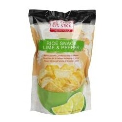 Rice Snack Lime & Peper