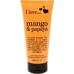 I love… mango & papaya