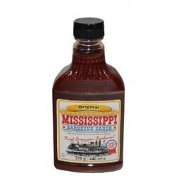 Original Mississippi Barbecau Sauce