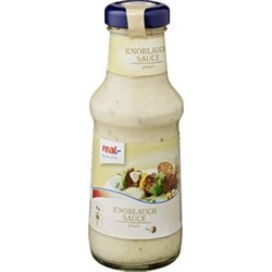 real,- Quality Knoblauch Sauce