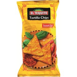 El Tequito - Tortilla Chips Chili