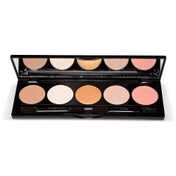 nvey eco lidschatten (eye shadow palette 5 colour collection)