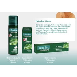 PALMOLIVE for Men Classic Rasiercreme
