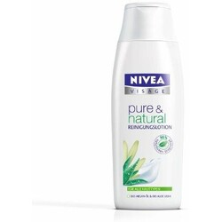 nivea Pure & Natural Reinigungslotion