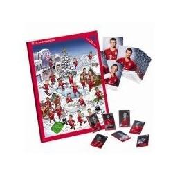 Fc Bayern Weihnachtskalender.Fc Bayern München Adventskalender 2011 4045468099001 Codecheck Info