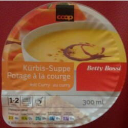 Betty Bossi Kürbis-Suppe