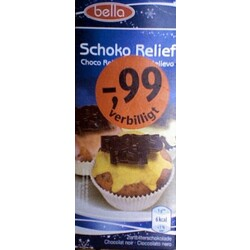 Bella - Schoko Relief
