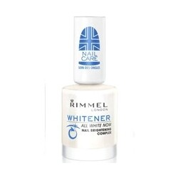 Rimmel London Whitener - all white now