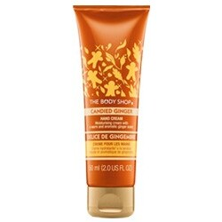 Body Shop - Candied Ginger Hand Cream