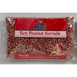 Red Peanut Kernels
