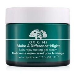 origins make a difference night skin rejuvenating gel-cream