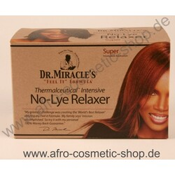 Dr. Miracle's™ Thermalceutical™ Intensive No-Lye Relaxer Kit Super