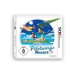 3DS-Spiel »Pilotwings Resort«