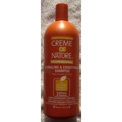 Afro Cometics - Creme of Nature® Sunflower & Coconut Detangling Conditioning Shampoo