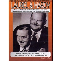 The ultimate Collection - Laurel & Hardy - Vol. 1