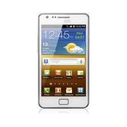 Samsung Galaxy S II I9100 ceramic-white