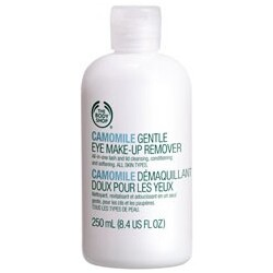 Body Shop - Camomile Gentle Eye Make-Up Remover