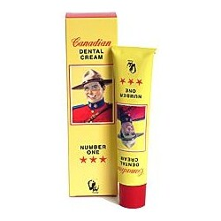 Canadian Dental Cream – Number One