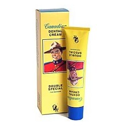 Canadian Dental Cream – Double Special
