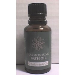 Harmonising Bath Oil