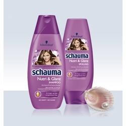 schauma nutri glanz shampoo 4015000937610. Black Bedroom Furniture Sets. Home Design Ideas