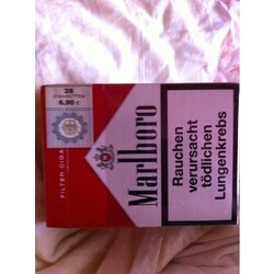 Marlboro Red Maxi Pack