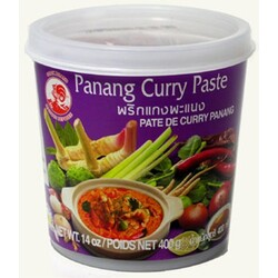 Cock Brand Panang Currypaste (400g Becher)