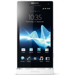 Sony Xperia S Android 32GB weiss