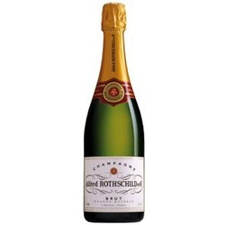 Alfred Rothschild Champagner