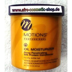 Motions Oil Moisturizer Deep Penetrating Silk Protein Conditioner 15 oz