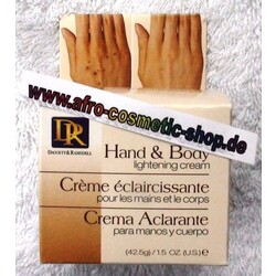 DR - Hand & Body Cream