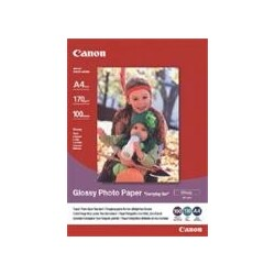 Canon InkJet Glossy Photo Paper A4 170g