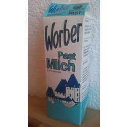 Worber Past Milch