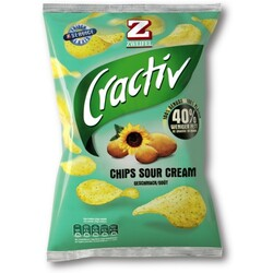 Zweifel Cractiv Sour Cream 155g