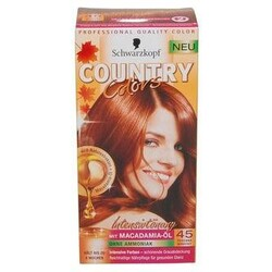 Schwarzkopf COUNTRY Colors Tönung - Toscana Herbstrot 45