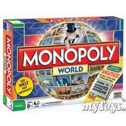 Monopoly: World. Parker