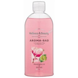 Wellness & Beauty - Magnolie & Olive Aroma-Bad